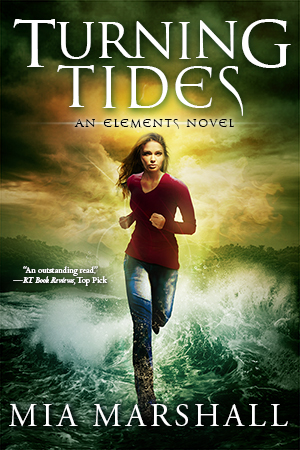 Turning Tides (Elements #3)